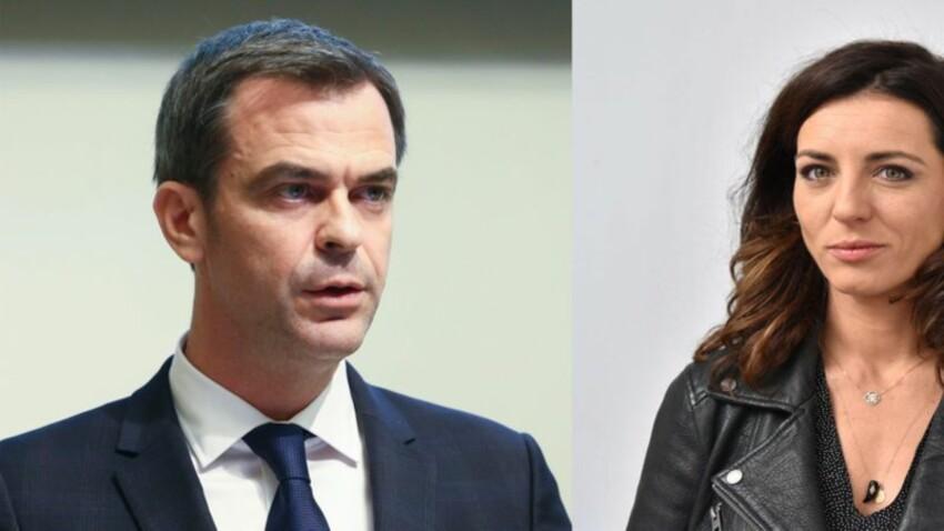"""Olivier Veran : les confidences de sa compagne Coralie Dubost sur leur """"coup de foudre"""""""