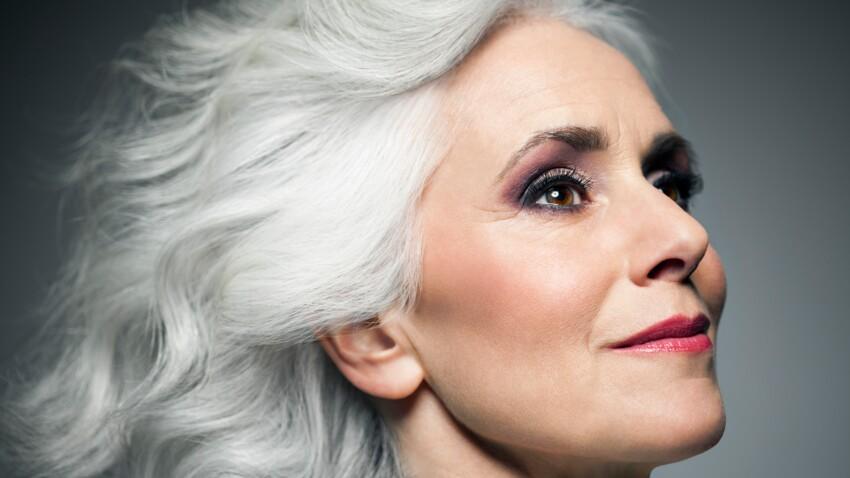 Cheveux blancs : 5 erreurs à ne pas faire