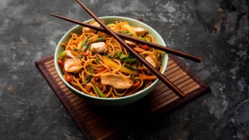 Thaï, chinoises ou japonaises : 5 recettes originales de nouilles