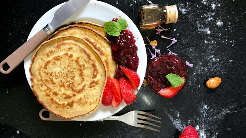 Pancakes maison : nos recettes originales préférées