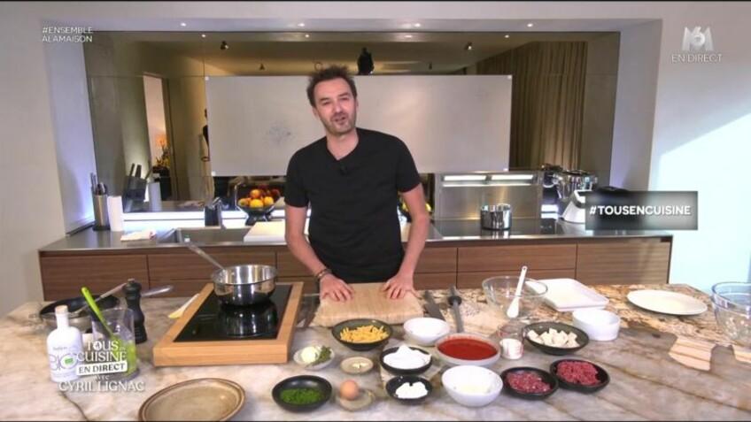 """""""Tous en cuisine"""" : les meilleures astuces de Cyril Lignac pour réussir vos plats"""