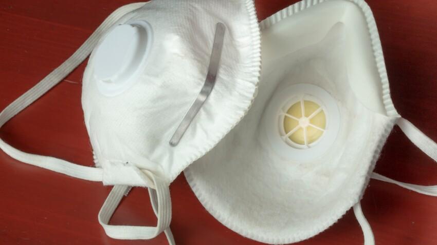 Coronavirus : les masques FFP2 à valve sont-ils réellement efficaces ?