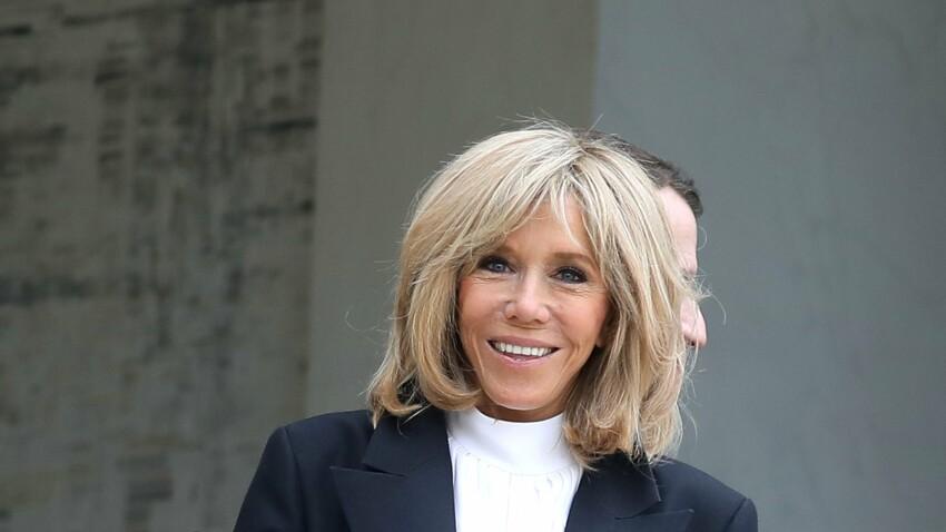 """Brigitte Macron, comparée à """"une mamie de 92 ans"""" : qui a osé faire cette gaffe lors d'un échange avec elle ?"""