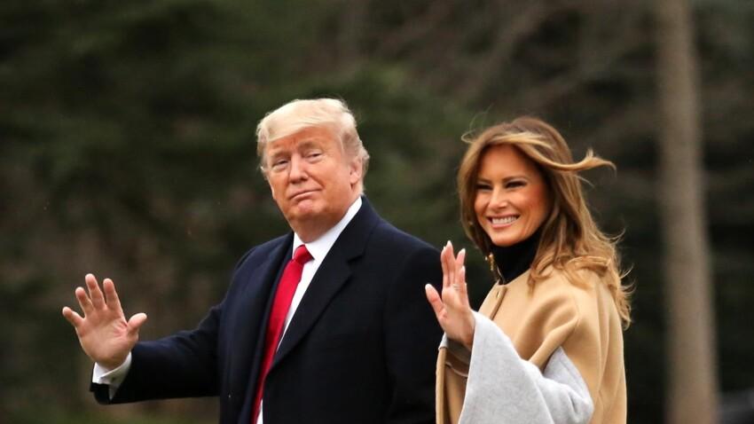 Melania Trump fête ses 50 ans : ce cadeau que Donald Trump lui offre chaque année