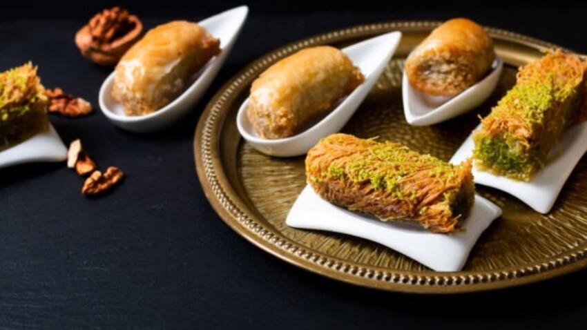 Kalb el louz, zlabia, griwech... 5 recettes de pâtisseries faciles et gourmandes pour le Ramadan