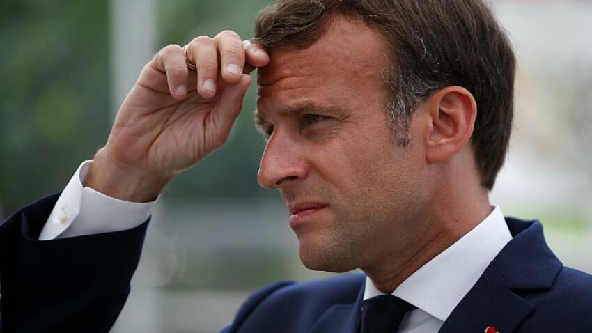 """""""Il râle sans arrêt"""" :  Emmanuel Macron agacé en pleine crise sanitaire"""