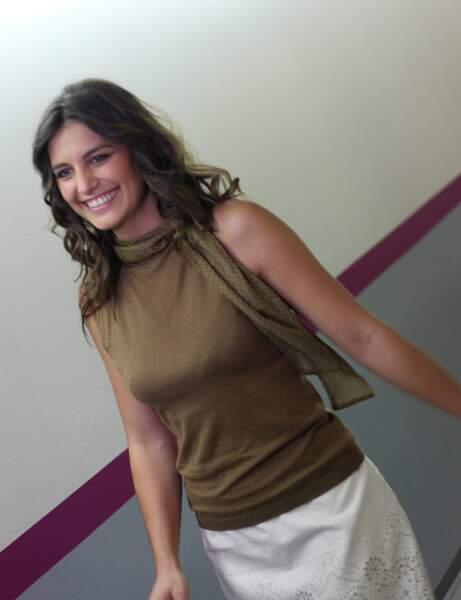 Laëtitia Milot : 2011