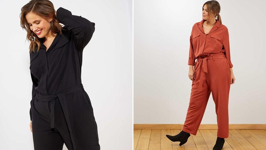 Mode + 50 ans : porter la combinaison pantalon quand on a des rondeurs