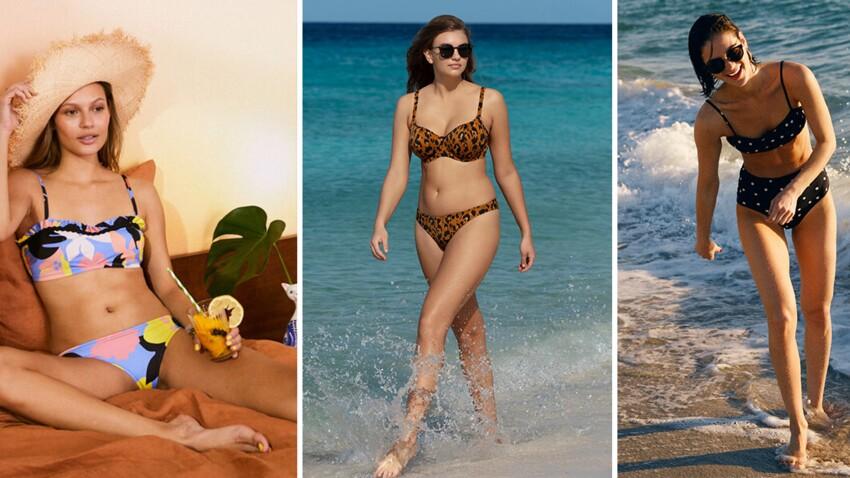 Maillots de bain et bikinis tendance : le top 20 des nouveautés printemps-été 2020