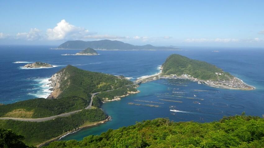 Voyage au Japon : visiter Okinoshima, l'île des déesses