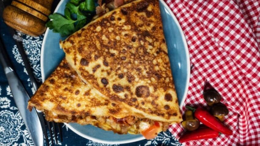 Turque, indienne, mauritanienne... 5 recettes originales de crêpe salée pour le Ramadan 2020