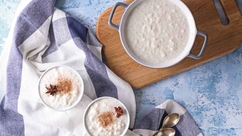 Nos recettes de riz au lait qui changent