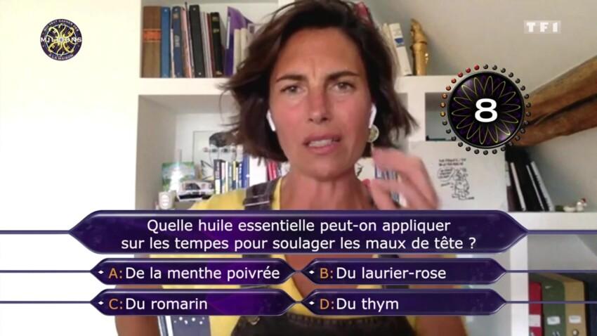 """""""Qui veut gagner des millions"""" : Alessandra Sublet décide d'appeler son ex-mari confiné avec elle (et c'est drôle)"""
