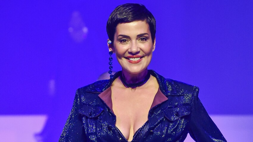Cristina Cordula plus radieuse que jamais avec un maquillage léger