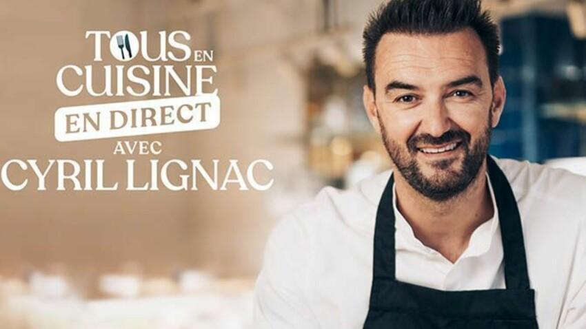 """""""Tous en cuisine"""" : comment participer à l'émission de Cyril Lignac ?"""