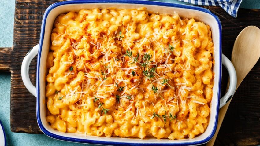 Gratin de pâtes : la recette simple et parfaite de Cyril Lignac