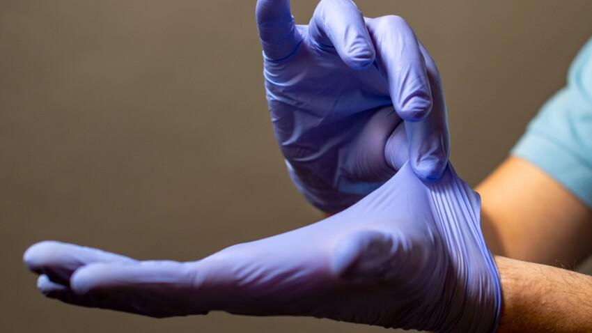 Coronavirus : comment retirer ses gants pour éviter la contamination ?