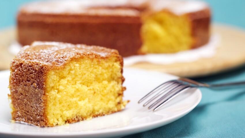 Cyril Lignac : sa recette de gâteau au yaourt parfait