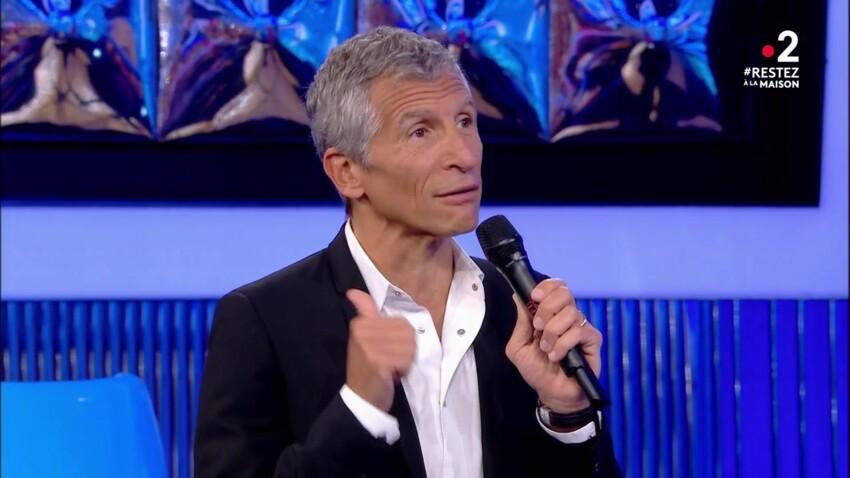 """Nagui : son coup de gueule contre un candidat de """"N'oubliez pas les paroles"""""""