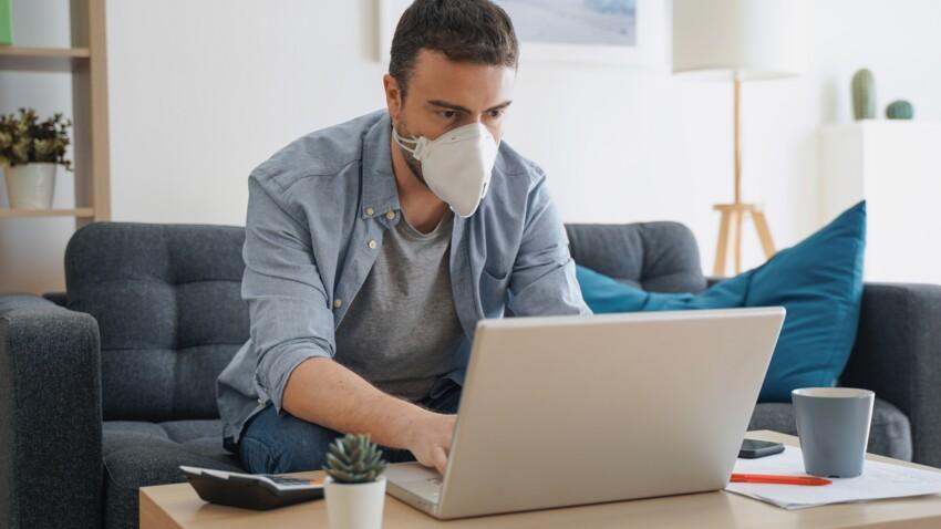 Coronavirus : 6 nouveaux symptômes qui doivent alerter sur une possible infection