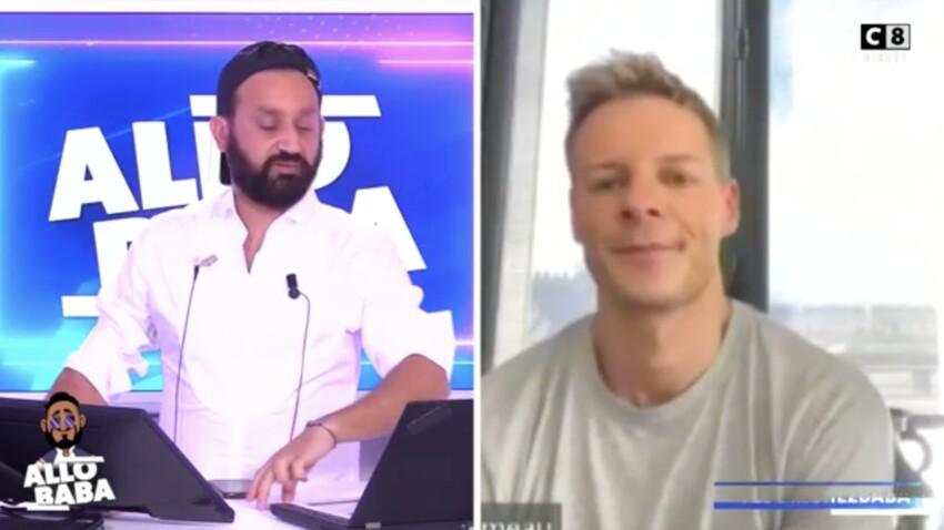 Cyril Hanouna demande à Matthieu Delormeau, malade, de quitter l'émission en direct