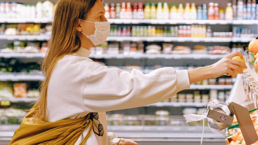 Masques de protection en supermarché : où, comment et à quel prix les acheter ?