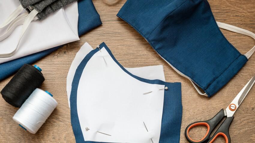 Covid-19 : quel est le meilleur tissu pour fabriquer un masque ? Des scientifiques donnent la réponse