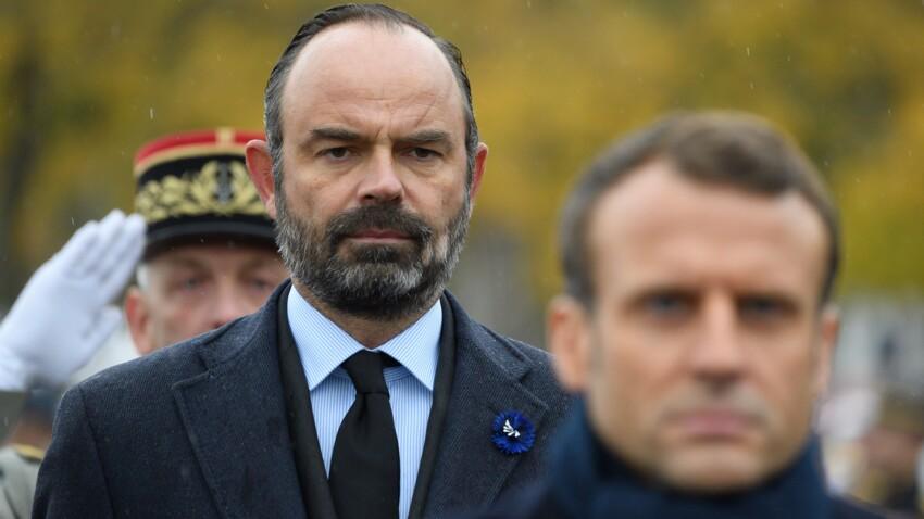 """""""Rarement, il a semblé si déterminé"""" : Emmanuel Macron prêt à se séparer d'Edouard Philippe ?"""