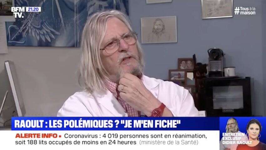 """""""Une ambiance toxique"""", """"infantilisante"""" et """"irrespectueuse"""" : Didier Raoult accablé par d'anciens collaborateurs"""