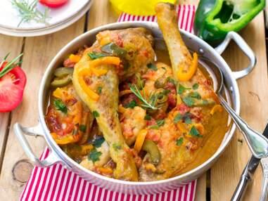 Les recettes au poulet de Cyril Lignac