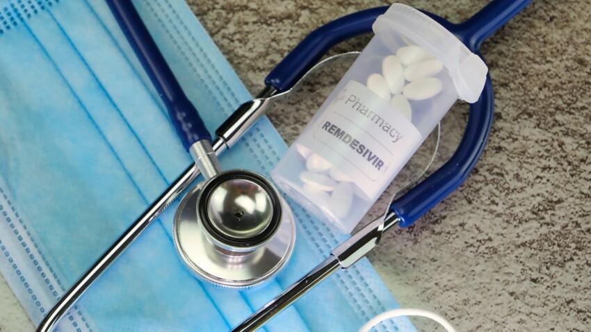 Remdesivir et Covid-19 : ce qu'il faut savoir sur ce médicament utilisé aux États-Unis