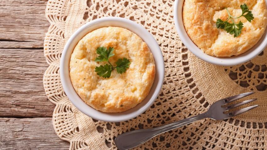 Soufflé au fromage : nos meilleures recettes qui changent