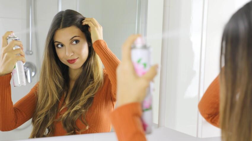 Shampooing sec : ce qu'il faut savoir sur cet indispensable et les erreurs à éviter