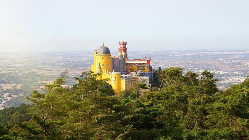 Voyage au Portugal : 6 infos que vous ignorez sur le palais de Monserrate à Sintra