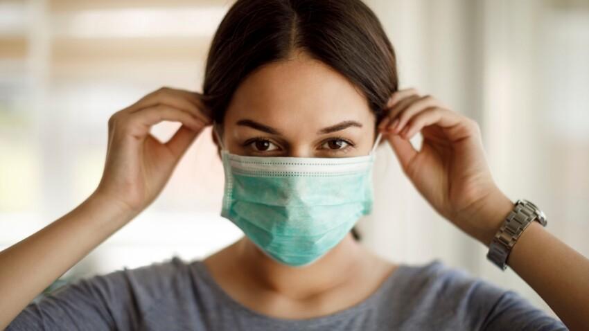 Port du masque : voici comment protéger sa peau et prévenir des irritations et autres désagréments