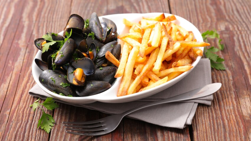 Moules-frites, pizza, burger : les plats préférés des Français à faire à la maison