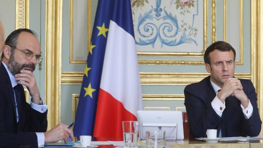 Emmanuel Macron : ce petit tacle passé inaperçu à l'égard d'Edouard Philippe