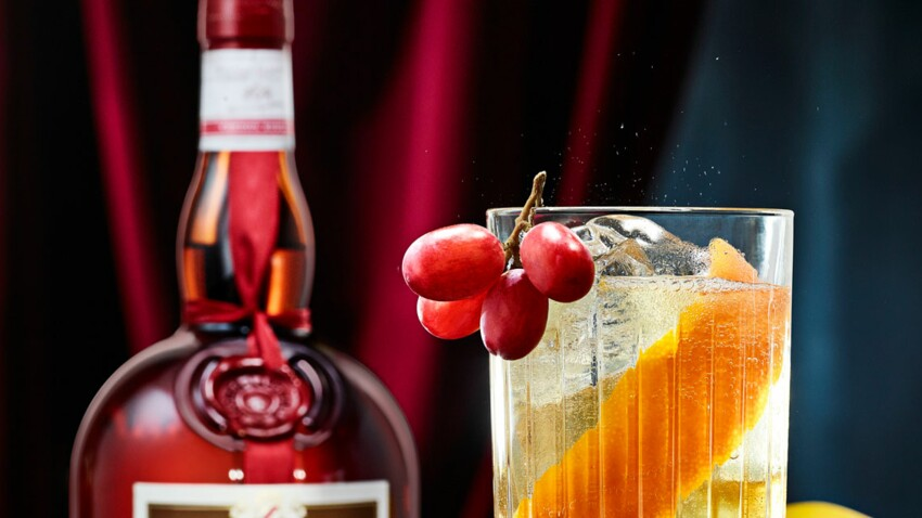 Cocktail le grand Collins