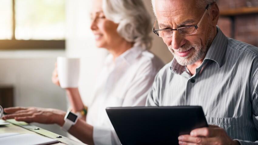 Réversion, Aspa… : de nouvelles démarches en ligne pour votre retraite