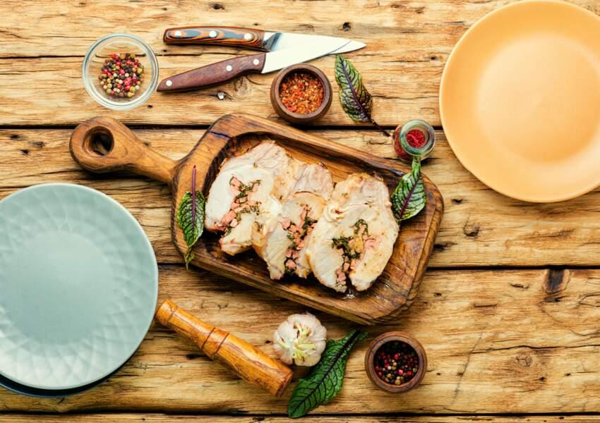 Cyril Lignac : la recette facile du rôti de porc aux pommes