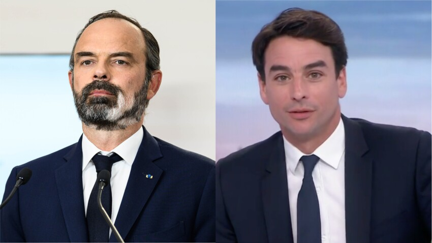 Edouard Philippe tacle un journaliste en direct : la réaction inattendue de Julian Bugier