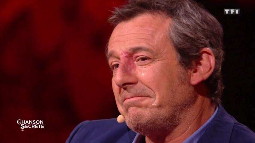 """""""La chanson secrète"""" : Jean-Luc Reichmann ému aux larmes par la surprise de son frère, Bruno"""