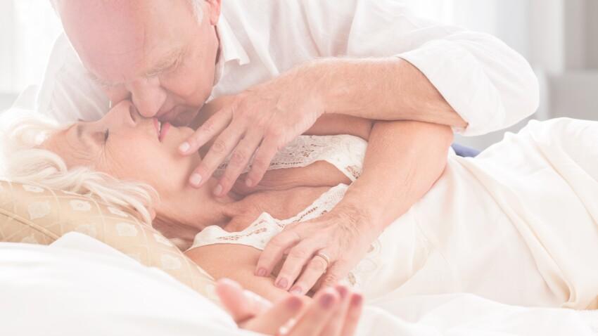 Sexualité après 60 ans : pourquoi c'est mieux !