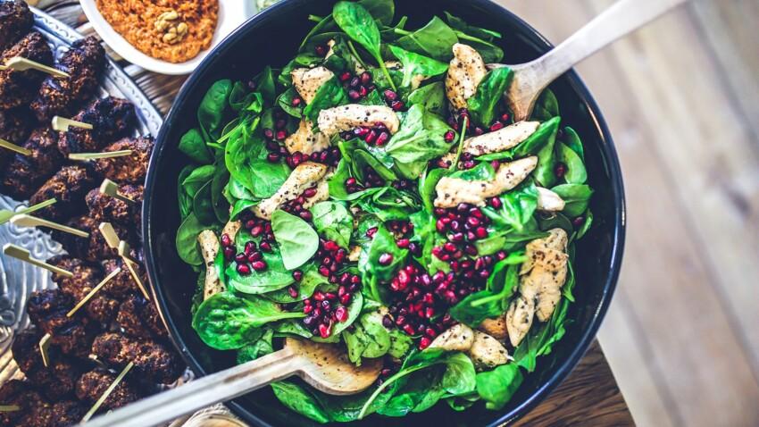 5 recettes faciles avec des épinards