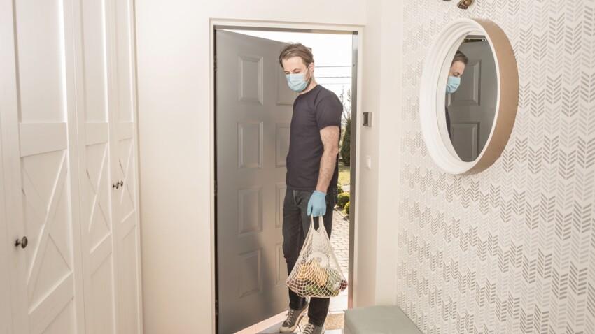 Déconfinement : 7 habitudes à prendre après vos sorties pour éviter la contamination