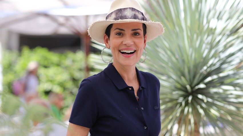 Cristina Cordula : bermuda moulant et tee-shirt loose, elle nous offre une danse ultra-fun