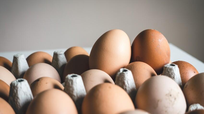Salmonelle : 500.000 œufs vendus chez Carrefour, Auchan et Leclerc possiblement contaminés