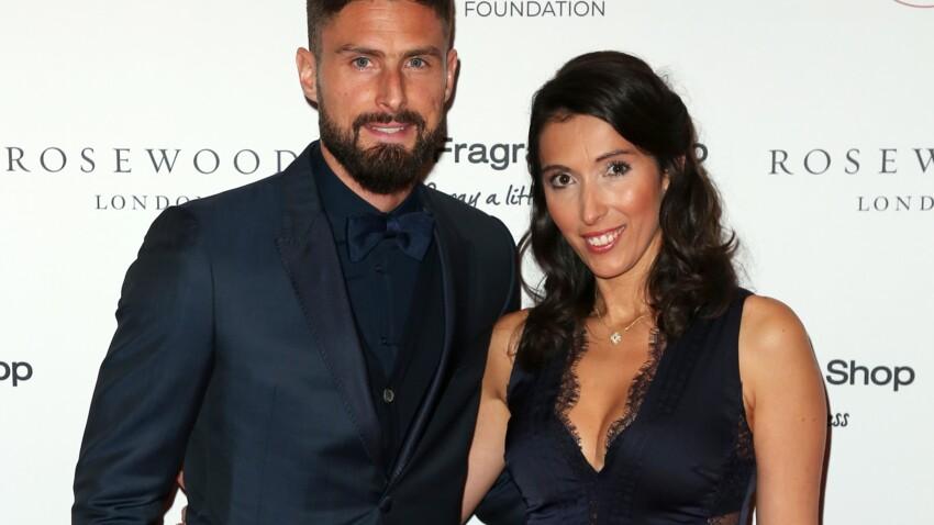 Olivier Giroud Qui Sont Ses 3 Enfants Nes De Son Union Avec Sa Compagne Jennifer Femme Actuelle Le Mag