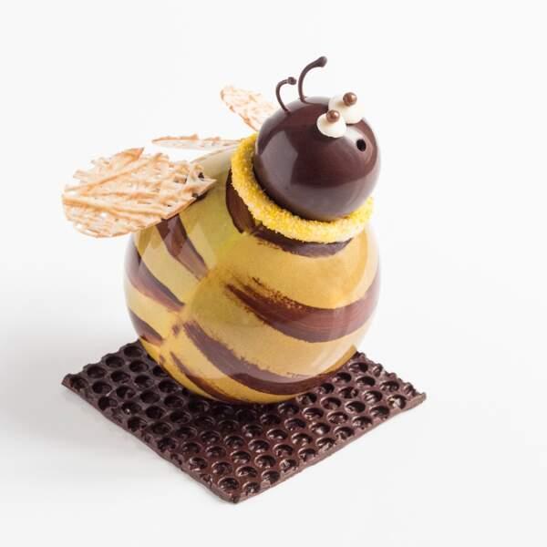 La reine des abeilles de Nicolas Bernardé