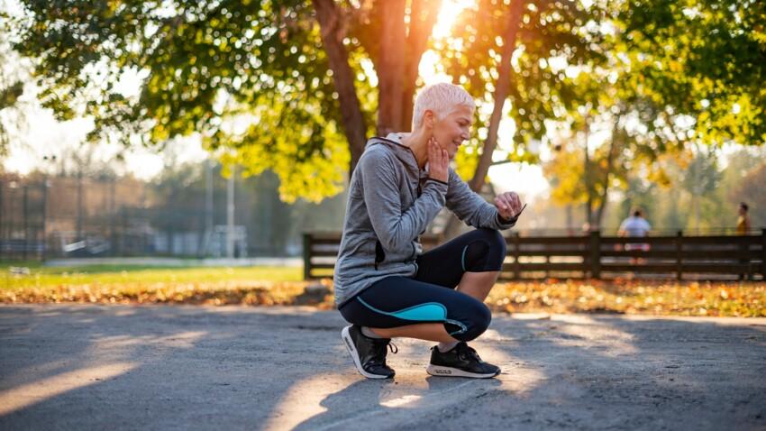 Arthrose du genou, le sport intensif n'expose pas à plus de risques